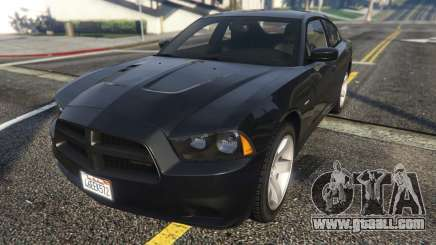 Dodge Charger 2014 v1.1 for GTA 5