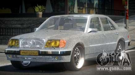 Mercedes-Benz E500 RT PJ4 for GTA 4