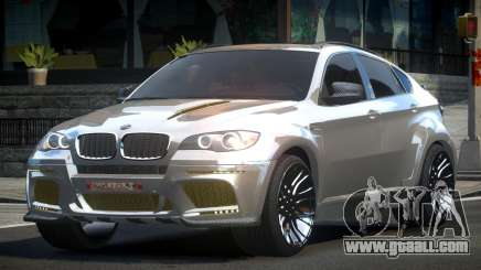 BMW X6 BS-Tuned for GTA 4