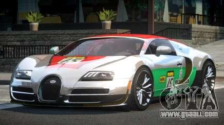 Bugatti Veyron GT R-Tuned L11 for GTA 4