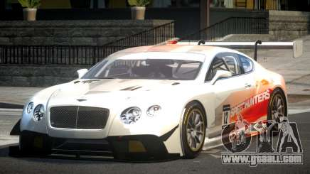 Bentley Continental GT Racing L9 for GTA 4