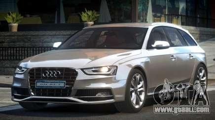 Audi S4 GST Avant for GTA 4