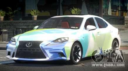 Lexus IS 350 SR L8 for GTA 4