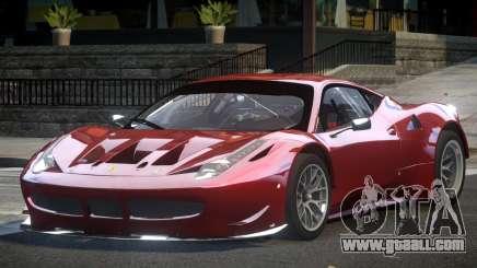 Ferrari 458 GST for GTA 4