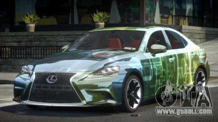 Lexus IS 350 SR L3 for GTA 4