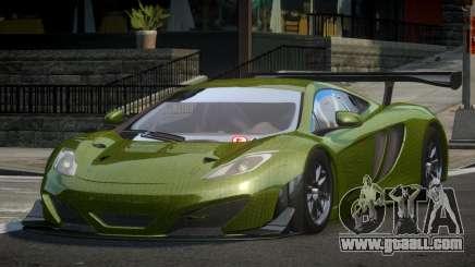 McLaren MP4 GT3 L8 for GTA 4