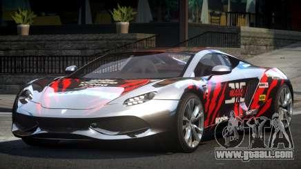 Arrinera Hussarya GT L11 for GTA 4