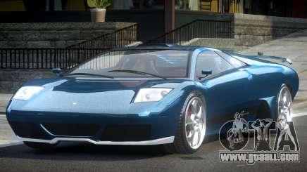 GTA 5 Pegassi Infernus for GTA 4
