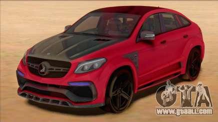 Mercedes-Benz GLE 2018 TopCar for GTA San Andreas