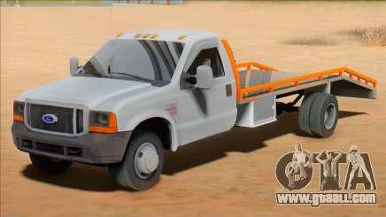 Ford Triton Grua RiderMods for GTA San Andreas