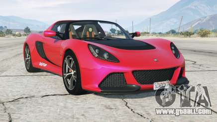 Lotus Exige V6 Cup 201Ձ for GTA 5