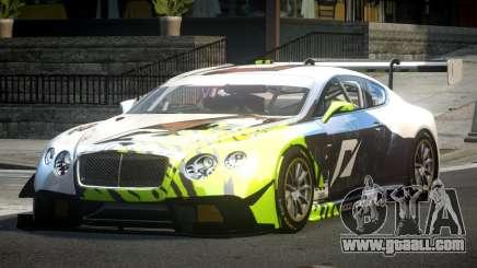 Bentley Continental GT Racing L10 for GTA 4