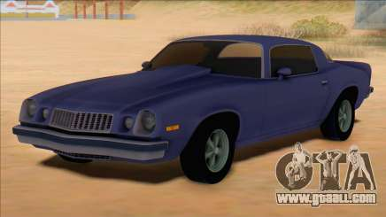 Chevrolet Camaro 1975 for GTA San Andreas