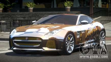 Jaguar F-Type GT L5 for GTA 4