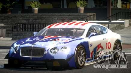 Bentley Continental GT Racing L7 for GTA 4