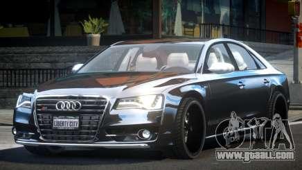 Audi S8 TFSI for GTA 4