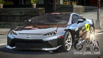 Lexus LF-A SP R-Tuning L1 for GTA 4
