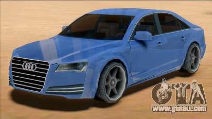 Audi A8 2008 for GTA San Andreas