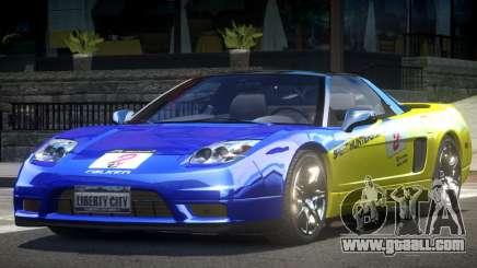 Acura NSX R-Tuned L5 for GTA 4