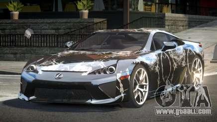 Lexus LF-A SP R-Tuning L4 for GTA 4