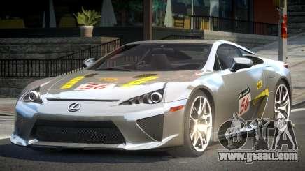 Lexus LF-A SP R-Tuning L3 for GTA 4
