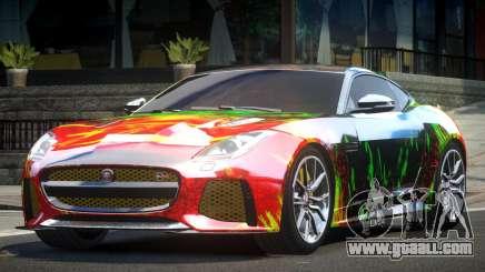 Jaguar F-Type GT L2 for GTA 4