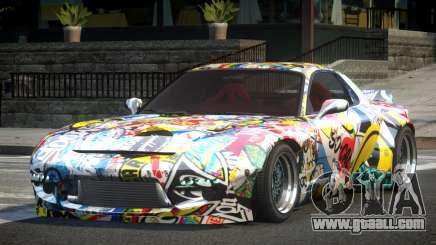 Mazda RX-7 PSI Tuning L4 for GTA 4