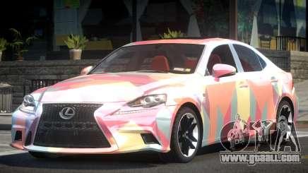 Lexus IS 350 SR L2 for GTA 4