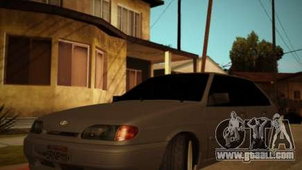 Vaz 2114 Abroad for GTA San Andreas