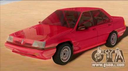 Proton Saga 1985 for GTA San Andreas