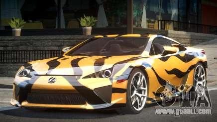 Lexus LF-A SP R-Tuning L6 for GTA 4
