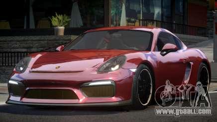 Porsche Cayman GT4 R-Tuned for GTA 4