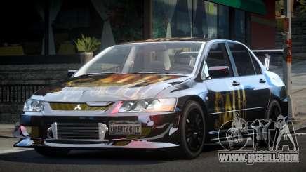 Mitsubishi Evolution VIII GS L7 for GTA 4