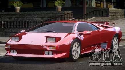Lamborghini Diablo ES for GTA 4