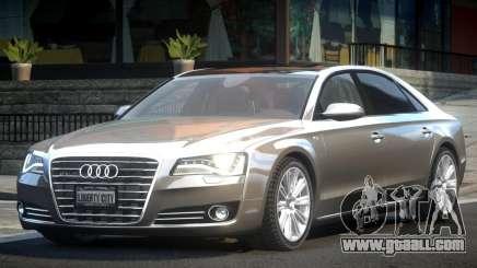 Audi A8 ES V1.0 for GTA 4