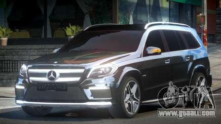 Mercedes-Benz GL63 4MTC for GTA 4