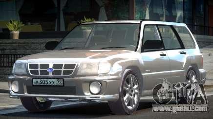 Subaru Forester 90S for GTA 4
