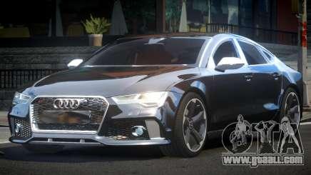 Audi RS7 ES for GTA 4