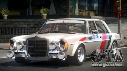 Mercedes-Benz W109 PJ5 for GTA 4