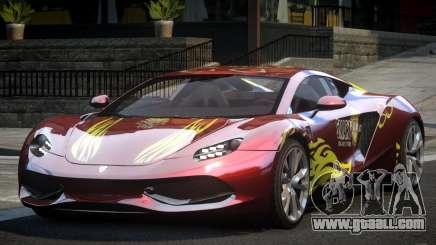 Arrinera Hussarya GT L5 for GTA 4