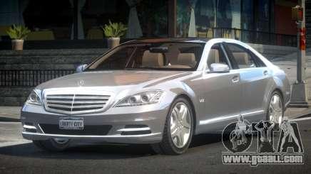 Mercedes-Benz S600L ES for GTA 4