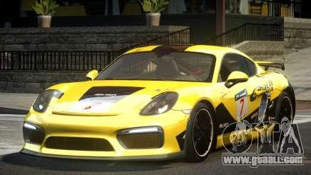 Porsche Cayman GT4 R-Tuned L1 for GTA 4
