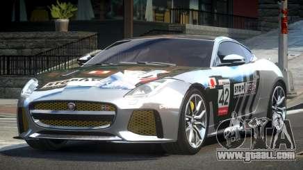 Jaguar F-Type GT L1 for GTA 4