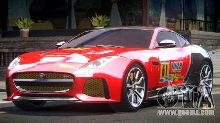 Jaguar F-Type GT L7 for GTA 4