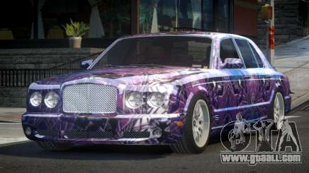 Bentley Arnage L3 for GTA 4