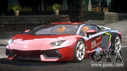 Lamborghini Aventador GS Tuned L1 for GTA 4