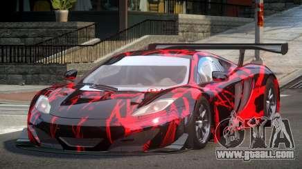McLaren MP4 GT3 L2 for GTA 4
