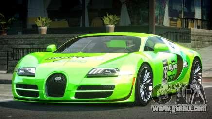 Bugatti Veyron GT R-Tuned L9 for GTA 4
