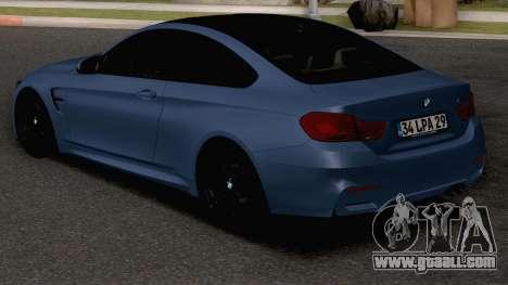 BMW M4 CS F82 for GTA San Andreas