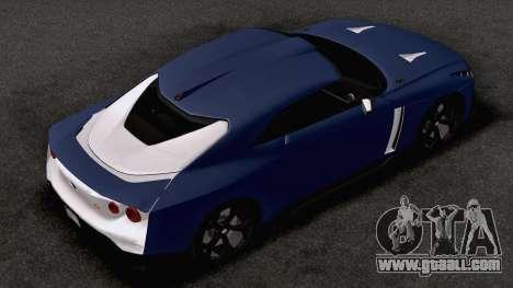 Nissan GT-R50 for GTA San Andreas
